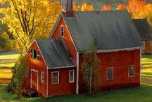 Barns and Farmhouses