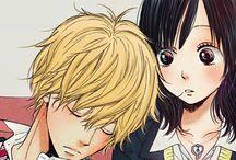 wolf girl and black prince #manga