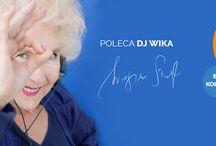 Medipe Clinic i DJ Wika / Kampania informacyjna na temat możliwości szybkiego wyleczenia zaćmy z Medipe Clinic, której twarzą jest DJ Wika, najstarsza DJ-ka w Polsce, przedstawicielka aktywnych seniorów i bardzo energiczna osoba.