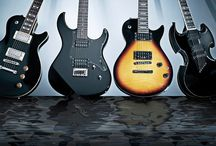 cool guitars / All kinds of cool acoustic,resonator, electric guitars and guitar and music  related stuff