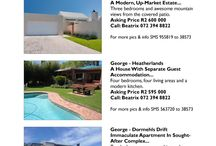 Show Houses - 08 February 2015 / We invite you to view our On Show this Sunday, 08 Feb 2015 between 2 - 5 pm.