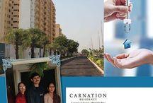 Orris Infrastructure Possession / Carnation Residency of Orris