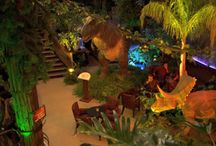 Jurassic Park party items