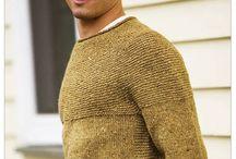 knitting for men