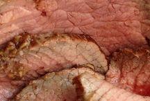 Top side of beef herb crust