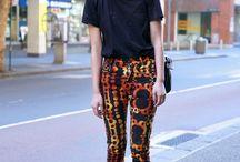 Street women fashion