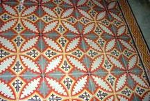 Pasta tile / Encaustic cement tiles / by Linda VanTreese
