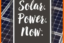 Solar Panel Installation / Commercial and residential solar panel installation