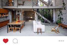 Estilo industrial/loft
