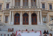 Skias Onar performances / greek shadow puppet theatre, Karagkiozis