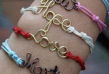 Bracelets ( Noms)