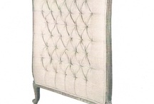 Headboard/Bed / by Lovely Camilla