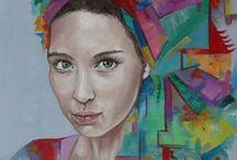 ElenArt / La mia espressività attraverso la pittura, il disegno e la scultura