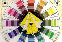 Paleta cores