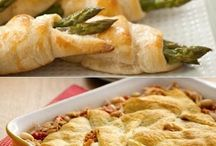 Crescent roll ideas sweet and savory