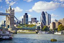 London. / by Claire Parker