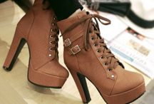 Heels. / High Heels