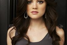 Lucy hale / by Andrew Barraza