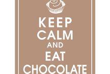 Chocolate / by Kate O