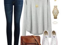 Simple Casual Outfits ;) / Just the way I like it ;)