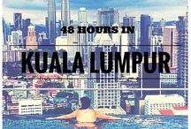 Kuala Lumpur Malaysia Travel / Hotel Reviews + Attraction Reviews + Things To Do + Itineraries + Walking Routes + Photos