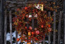 wreaths / wreaths / by Stems Flower Shop Dore Huss