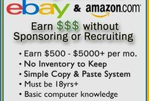 Fiery Grandma's Opportunities / Where there's a will there's a way...to earn an income for your family. Become an eBay reseller and start making money now. http://dropshippingranny.com