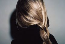 Hair Ideas / All kinds of dos, reserved and not.
