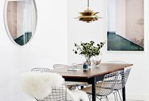 THE DINING ROOM | KITCHEN