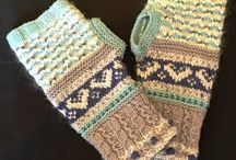 Knitted Gloves & Mitts