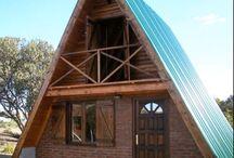 cabin evler