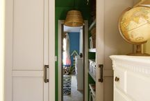 Interior design / Torget