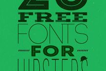 Fonts and Photos