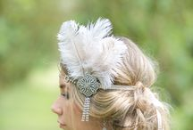 1920s style headpieces