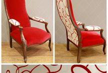 relooking fauteuil