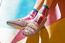 Hysteria by Happy Socks / Hysteria by Happy Socks  Introducing Hysteria, a new sock brand for women who want to add something different to their routine look. Each pair is a bold accessory designed to inspire you to build your outfit from the ground up.