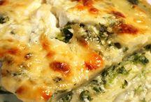 Vegetarian recipes / Vegetarian meals