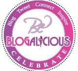 BeBlogalicious '12 Ambassadors  / by Be Blogalicious