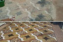 Restauri di pavimenti