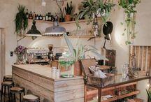 Coffeeshop Interior Ideas