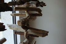 Guirlande en bois