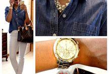 Casual Summer look / Fashion/Summer/casual