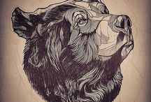 tattoo orso