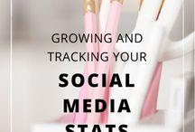 Social Media Tips / Social media tips for blogging