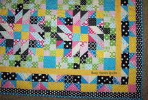 Grand Illusion Mystery Quilt-Along Winter 2014