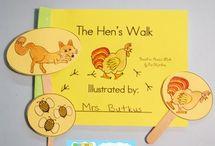 Story Book Theme - Rosie's Walk