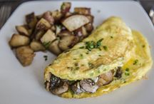 Brunch on Cape Cod / Some of the best brunch on Cape Cod - served up every weekend at Chatham Wine Bar and Restaurant
