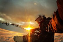 snowboarding / by Gareth Pon