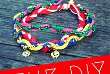 Bracelets / by Dan Ro