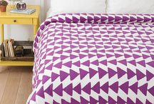 Urban Outfitters - Magical Thinking Triangle Chain Duvet Cover